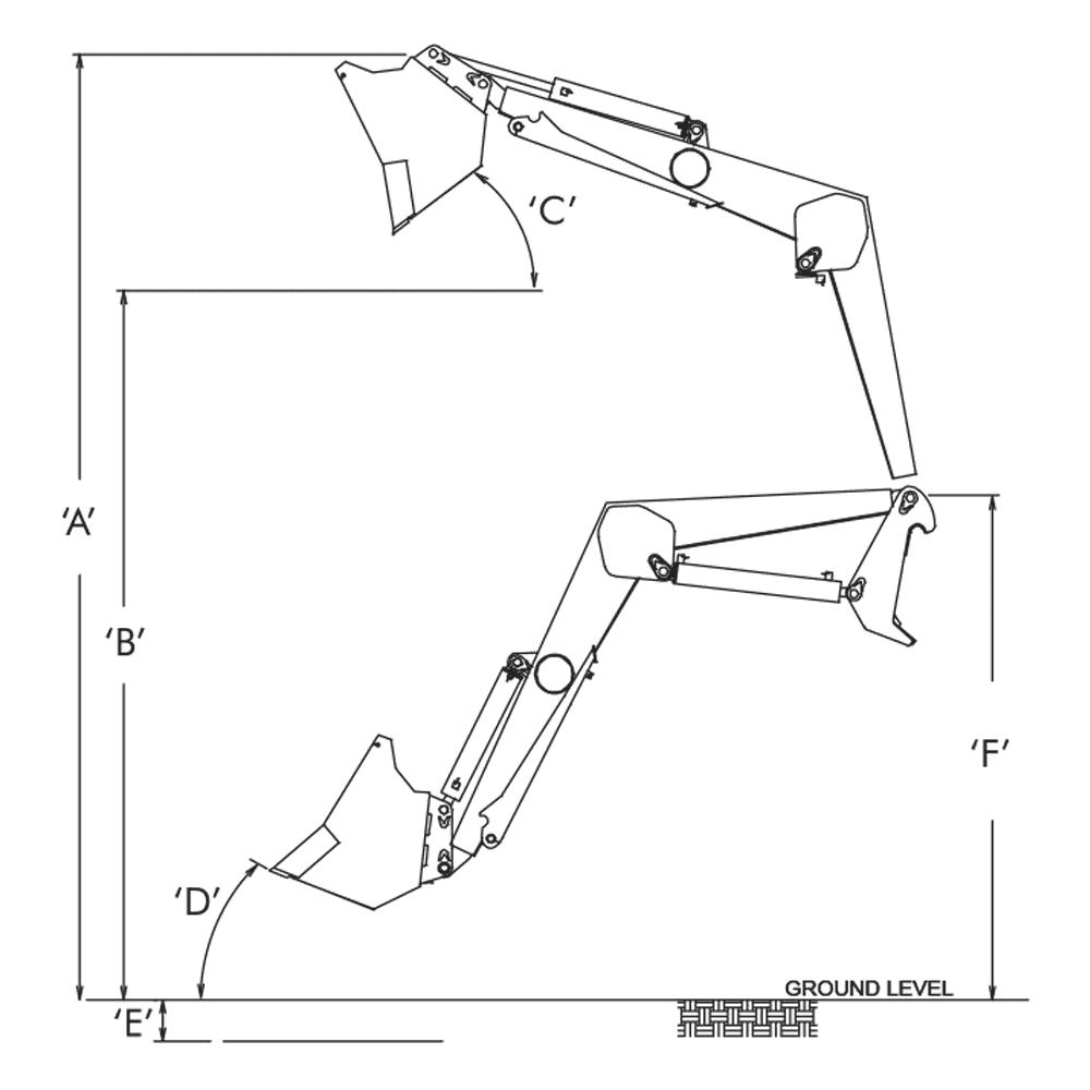 Front End Loader Parts Diagram : Front end loader parts diagram free engine image